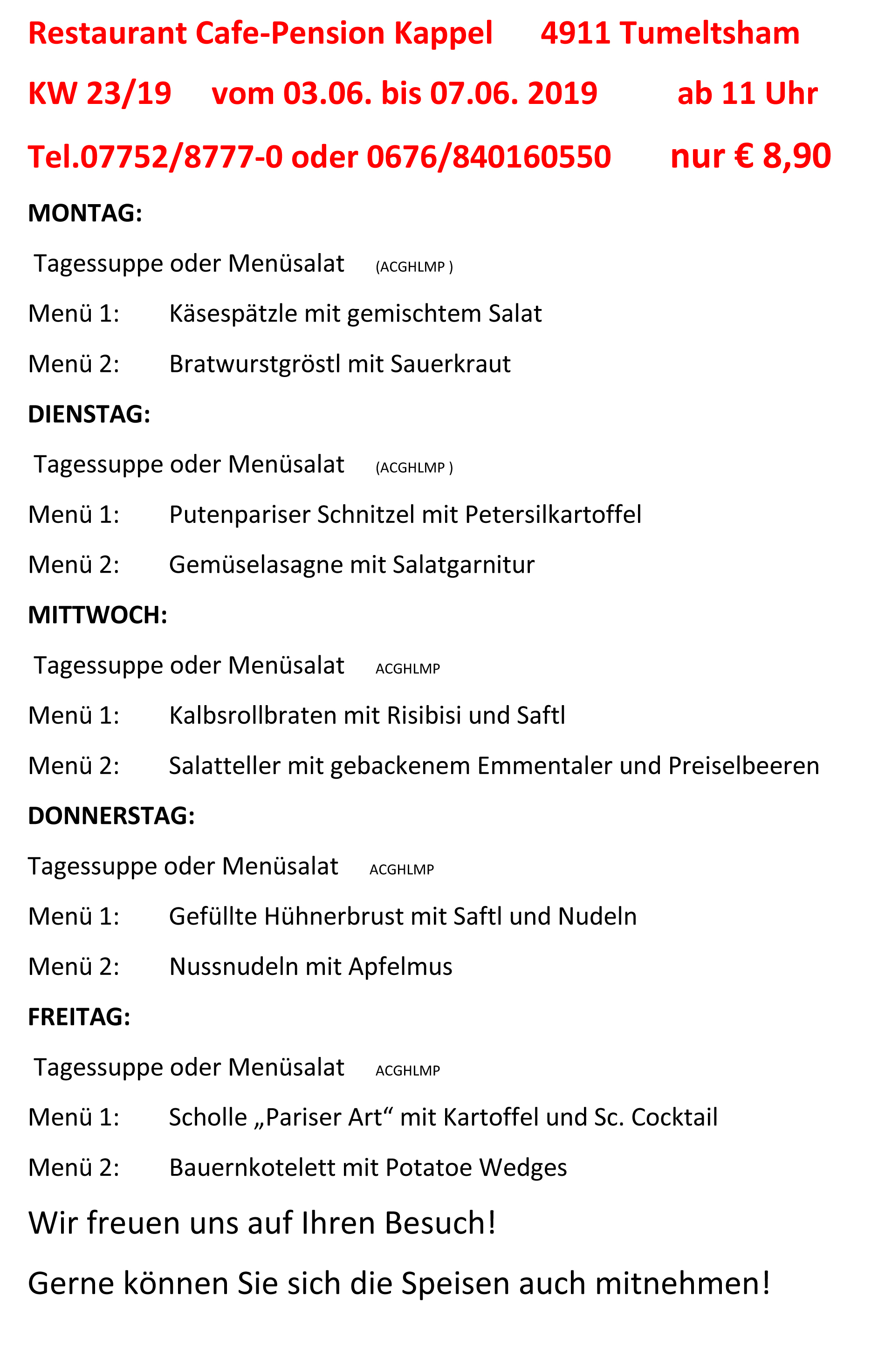 Menüplan KW 23-19 (1)