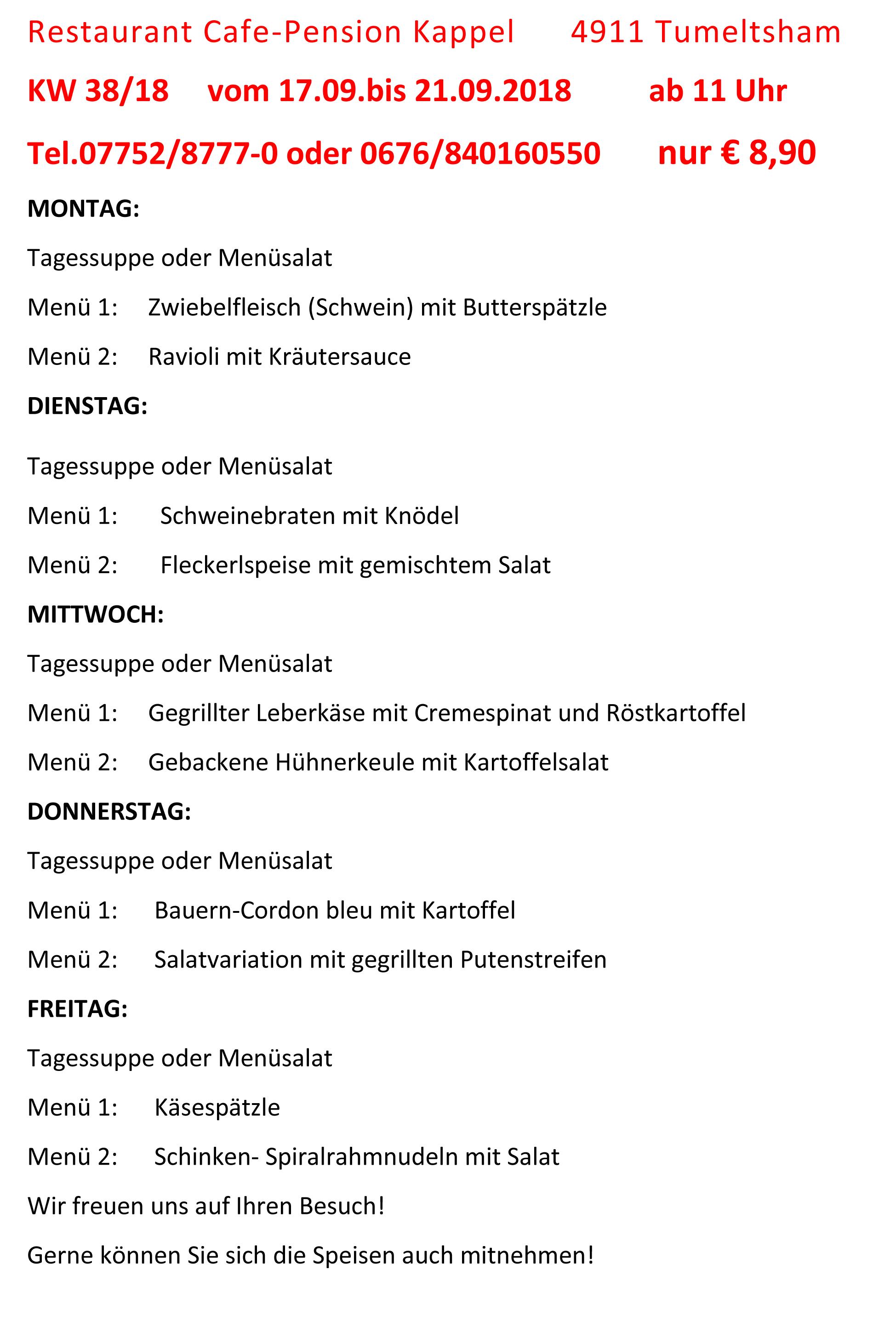 Menüplan KW 38-18 (1)