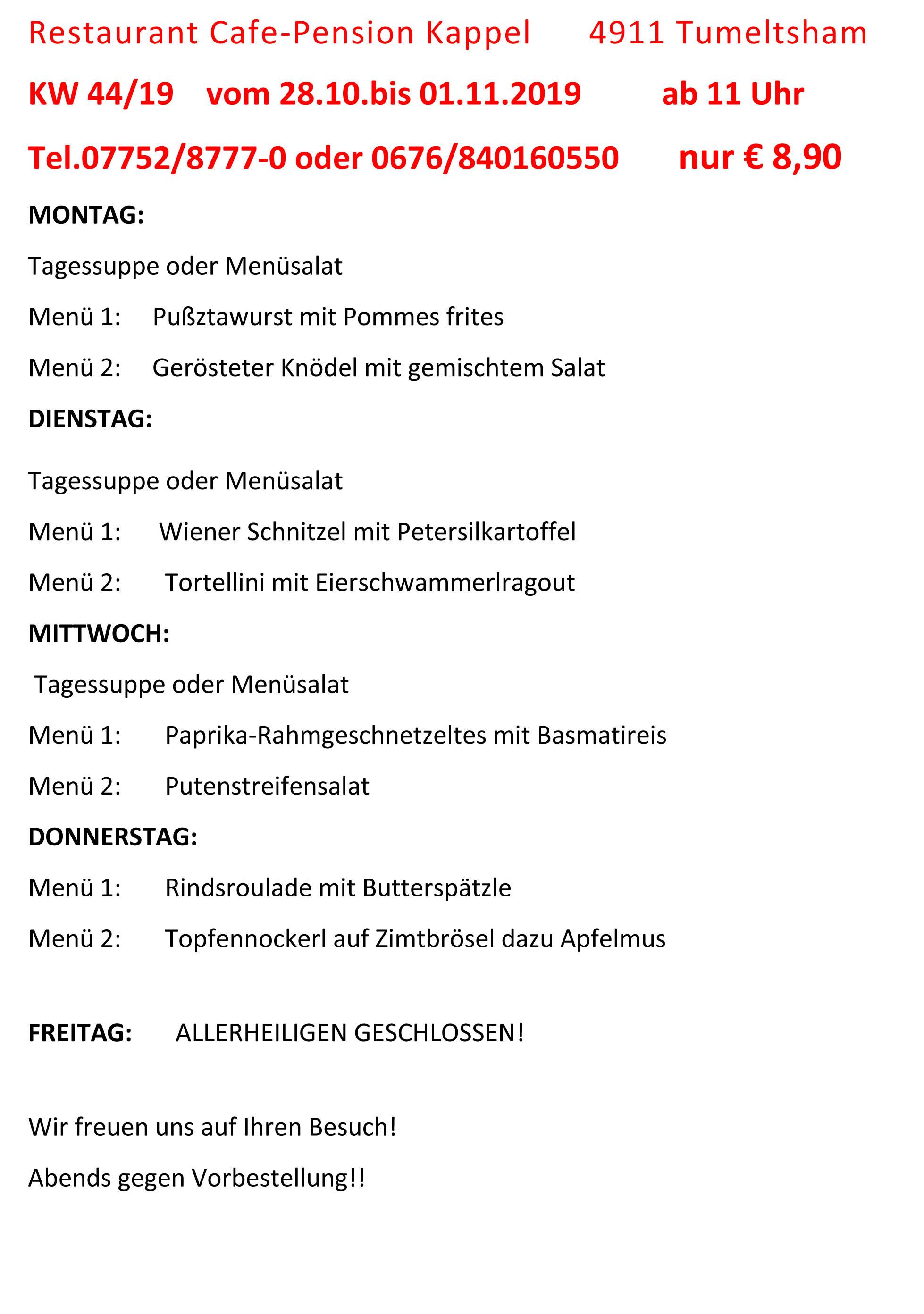 Menüplan KW 44-19 docx (1)